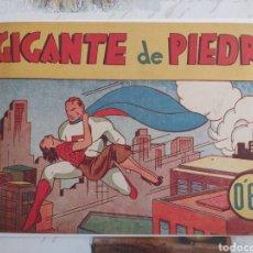 Tebeos: CICLÓN EL SÚPER HÉROE SUPERMAN ORIGINAL AÑOS 40. Lote 194587357