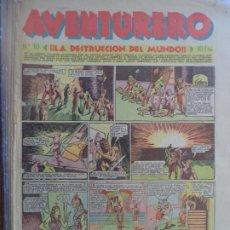 Tebeos: AVENTURERO Nº 30 8 HOJAS DEL 3 DE DICIEMBRE DE 1935. Lote 194778928