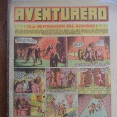 Tebeos: AVENTURERO Nº31 8 PAGINAS DEL 10 DE DICIEMBRE DE 1935. Lote 194779291