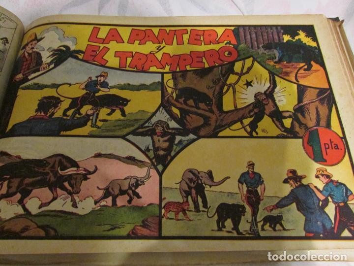 Tebeos: EL ENMASCARADO - JORGE - MERLIN - AGENTE X 9 TOMO - Foto 13 - 194898725