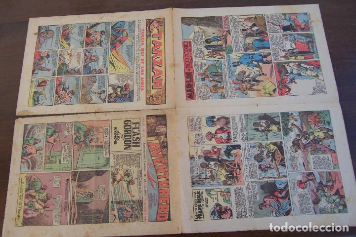 HISPANO AMERICANA,. AVENTURERO Nº 124 ES DE LOS PEQUEÑOS- (Tebeos y Comics - Hispano Americana - Aventurero)