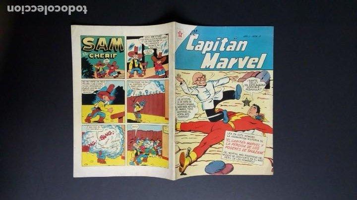 EL CAPITAN MARVEL NUM. 12 1953 EDICIONES RECREATIVAS (Tebeos y Comics - Hispano Americana - Capitán Marvel)