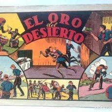 Tebeos: EL ORO DEL DESIERTO. JORGE Y FERNANDO . HISPANO AMERICANA . Lote 195299552