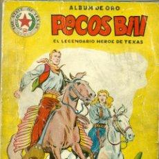 Tebeos: LOTE DE 42 EJEMPLARES ORIGINALES DE PECOS BILL ENTRE EL Nº 1 Y EL 67. LEER COMENTARIOS. Lote 195300975