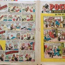 Tebeos: POCHOLO Nº 11 HISPANO AMERICANA VAZQUEZ ESCOBAR OPISSO .... Lote 195656137