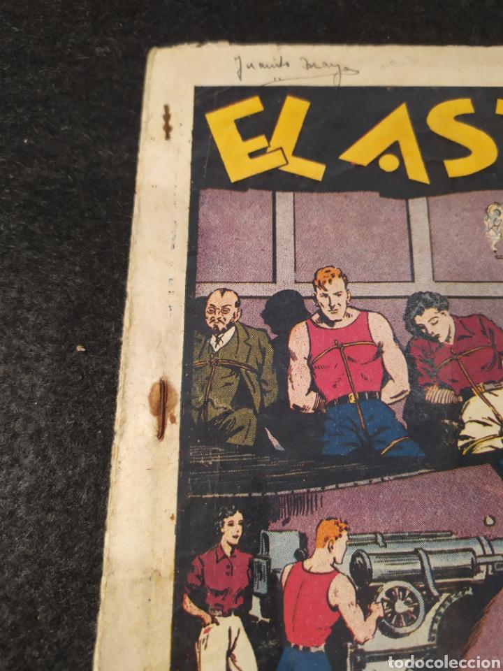 Tebeos: Carlos el intrépido, El Astro de Fuego. Numero 15. Original. Hispano america. Formato grande - Foto 2 - 195977296