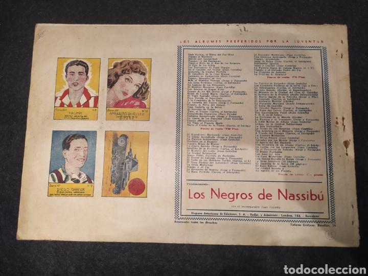 Tebeos: Carlos el intrépido, El Astro de Fuego. Numero 15. Original. Hispano america. Formato grande - Foto 4 - 195977296