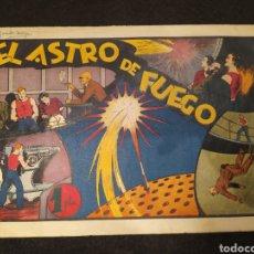 Tebeos: CARLOS EL INTRÉPIDO, EL ASTRO DE FUEGO. NUMERO 15. ORIGINAL. HISPANO AMERICA. FORMATO GRANDE. Lote 195977296