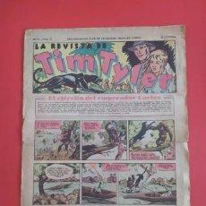 Tebeos: ANTIGUO TEBEO COMIC SERIE TIM TYLER AÑOS 30 NÚMERO 55. 18 DE JUNIO DE 1937. Lote 196157328