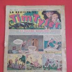 Tebeos: ANTIGUO TEBEO COMIC SERIE TIM TYLER AÑOS 30 NÚMERO 13. 16 DE JULIO DE 1936. Lote 196157488