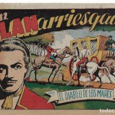 Livros de Banda Desenhada: EL DIABLE DE LOS MARES - ORIGINAL. Lote 196511408