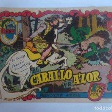 Tebeos: ANTIGUO COMIC TIEMPOS HEROICOS 48, EL CABALLO Y EL AZOR, HISPANO AMERICANA ,VER FOTOS. Lote 197073301