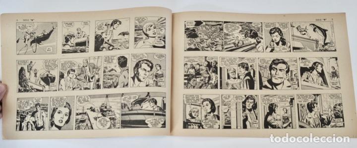 Tebeos: Gran Lote 39 Números. Flash Gordon. Colección Héroes Modernos. Serie B. Editorial Dolar. Madrid,1958 - Foto 6 - 197234570