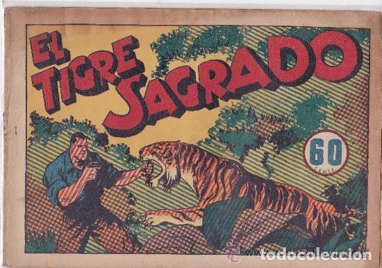 JUAN CENTELLA,EL TIGRE SAGRADO (Tebeos y Comics - Hispano Americana - Juan Centella)