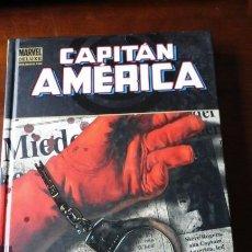 Tebeos: CAPITÁN AMÉRICA: LA MUERTE DEL CAPITÁN AMÉRICA (TORROELLA DE MONTGRI, 2009) MARVEL DE LUXE. Lote 197623730