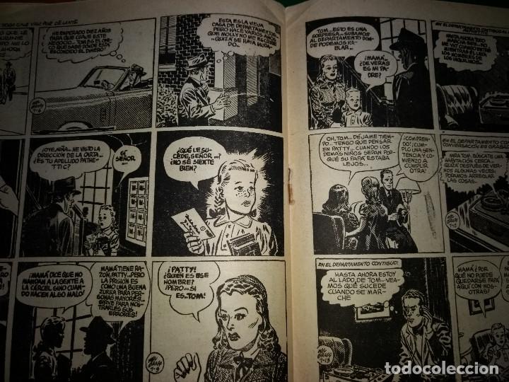 Tebeos: AGENTE SECRETO HISPANO AMERICANA nº 4 original año 1958- MEL GRAFF - Foto 3 - 197632848