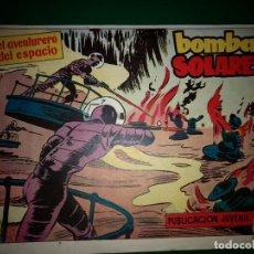 Livros de Banda Desenhada: EL AVENTURERO DEL ESPACIO Nº11 ORIGINAL EDITA HISPANO AMERICANA 1958. Lote 197634212