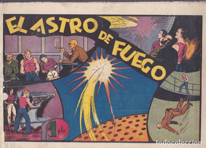 COMIC COLECCION CARLOS EL INTREPIDO Nº 15 (Tebeos y Comics - Hispano Americana - Carlos el Intrépido)