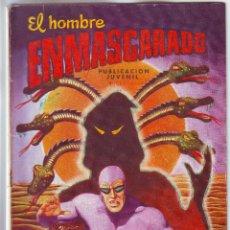 Tebeos: EL HOMBRE ENMASCARADO. EL RESURGIR DE HYDRA. Lote 197667373