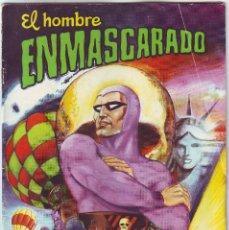 Tebeos: EL HOMBRE ENMASCARADO . LA GRAN CARRRERA. Lote 197667483