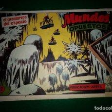 Livros de Banda Desenhada: EL AVENTURERO DEL ESPACIO Nº12 ORIGINAL EDITA HISPANO AMERICANA 1958. Lote 197671096