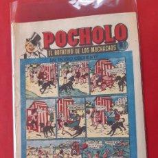 Tebeos: POCHOLO Nº 17 H.AMERICANA 1951 OPISSO EXCELENTE ESTADO VER FOTOS. Lote 197897195