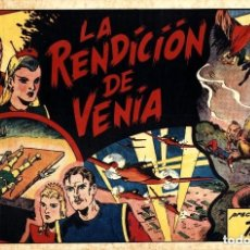 Tebeos: 1.-DOCTOR BRANDE-2: LA RENDICIÓN DE VENIA 3 EL TRIUNFO DE TARRANO.COMPLETA GRANDES AVENTURAS. Lote 197904082