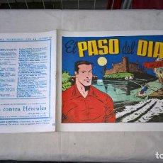 Tebeos: COMIC: EL PASO DEL DIABLO Nº 18 CON JUAN CENTELLA. Lote 197968282
