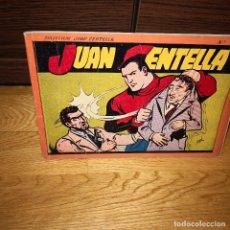 Tebeos: JUAN CENTELLA - ALBUM ROJO Nº 3 - ORIGINAL. Lote 198091968