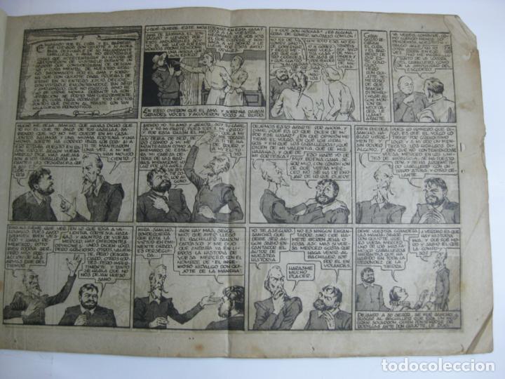 Tebeos: LAS GRANDES AVENTURAS - DON QUIJOTE DE LA MANCHA 2ª PARTE - Foto 2 - 198311140