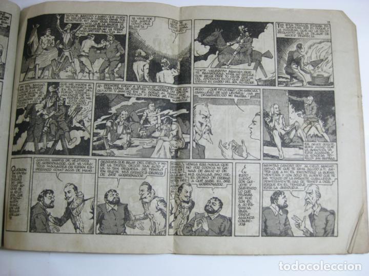 Tebeos: LAS GRANDES AVENTURAS - DON QUIJOTE DE LA MANCHA 2ª PARTE - Foto 3 - 198311140