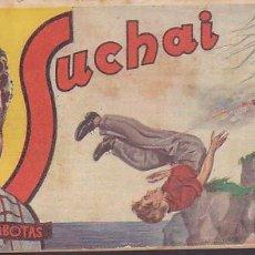 Tebeos: LOTE DE 166 COMICS DIFERENTES COLECCION SUCHAI . Lote 199137155
