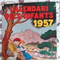 BDs: (LLL)LOTE 8 EJEMPLARES DE ELS INFANTS DECADA AÑOS 50-EN CATALÁN-VER FOTOGRAFIAS DEL LOTE. Lote 200875436