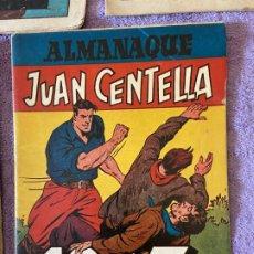 Tebeos: ALMANAQUE JUAN CENTELLA Y JORGE FERNANDO 1947 TAPAS DURAS MUY BUEN ESTADO 2. Lote 200875496