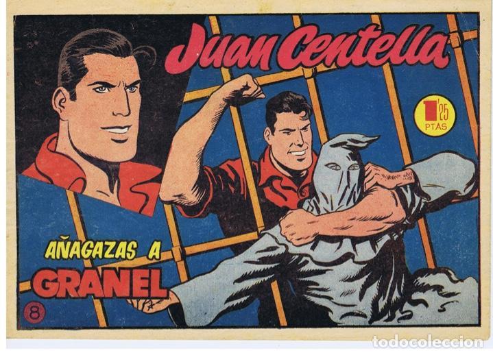 AÑAGAZAS A GRANEL. JUAN CENTELLA (Tebeos y Comics - Hispano Americana - Juan Centella)