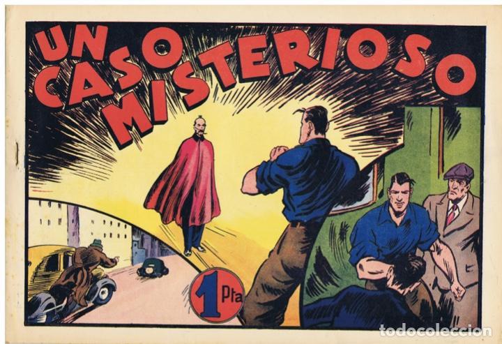 UN CASO M9STERIOSO. JUAN CENTELLA (Tebeos y Comics - Hispano Americana - Juan Centella)