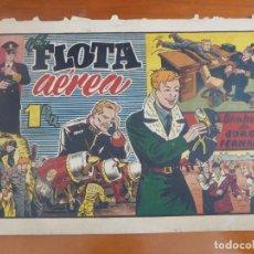 Tebeos: JORGE Y FERNANDO LA FLOTA AEREA. Lote 202718982