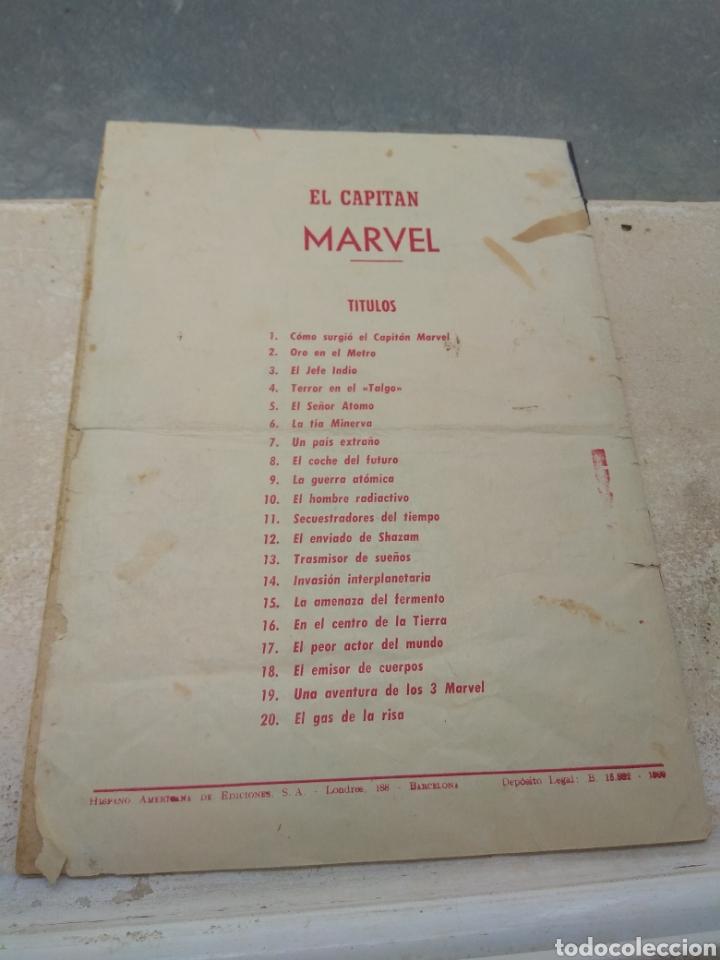 Tebeos: El Capitán Marvel N°17 - El Peor Actor del Mundo y otras aventuras - - Foto 4 - 152313869