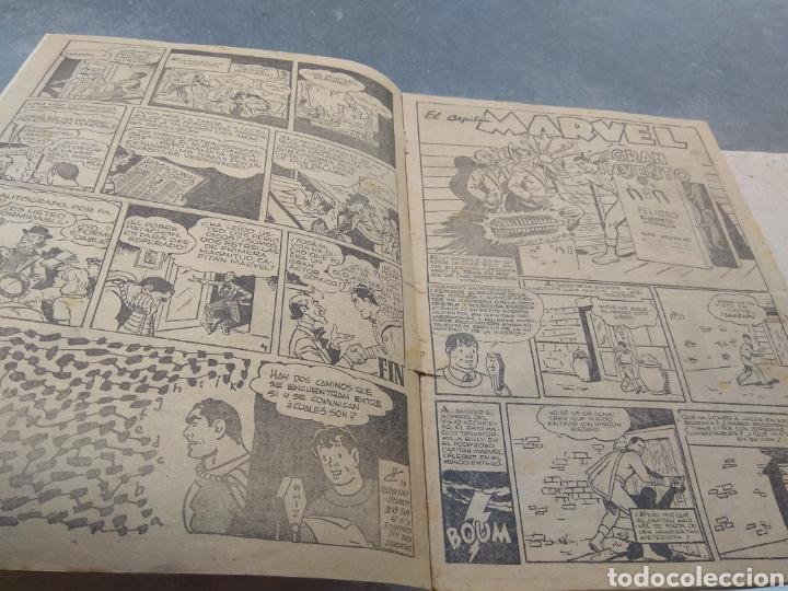 Tebeos: El Capitán Marvel N°17 - El Peor Actor del Mundo y otras aventuras - - Foto 8 - 152313869