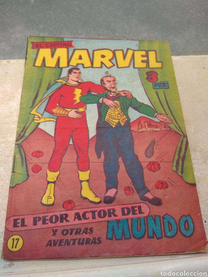 Tebeos: El Capitán Marvel N°17 - El Peor Actor del Mundo y otras aventuras - - Foto 15 - 152313869