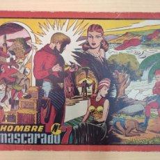 Tebeos: EL HOMBRE ENMASCARADO Nº 7. Lote 203993395