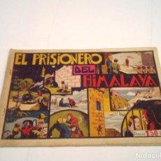 Tebeos: EL PRISIONERO DEL HIMALAYA - EDITORIAL HISPANOAMERICANA - NUMERO 13 - NORMAL ESTADO - GORBAUD. Lote 204263037