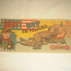 Tebeos: EL PEQUEÑO SHERIFF N. 26. KIT EN PELIGRO.. Lote 204331153