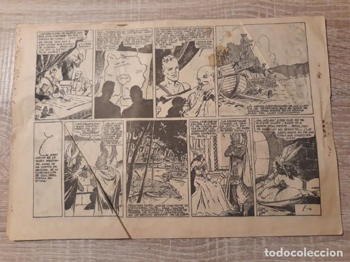 Tebeos: La estratagema con Carlos el Intrepido.1 pta - Foto 2 - 204356060