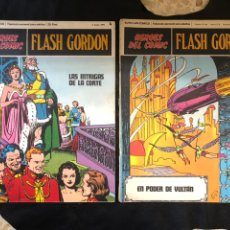 Tebeos: FLASH GORDON - Nº3 Y 4-BURU LAN COMICS-AÑO 1971. Lote 204515888