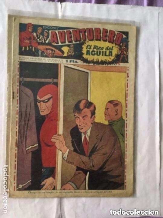 Tebeos: Aventurero- lote de 6 ejemplares (num.7-8-9-13-14-15)- muy bien conservados - Foto 5 - 204552137