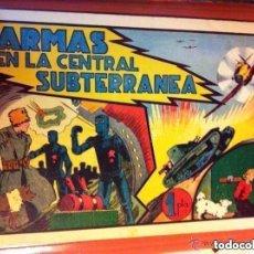 Tebeos: ARMAS EN LA CENTRAL SUBTERRÁNEA - EXCELENTE CONSERVACIÓN. Lote 204594578