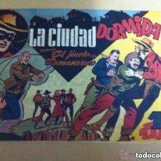 Tebeos: EL JINETE ENMASCARADO (LONE RANGER) - LOTE DE 7 (EXTRAORDINARIA CONSERVACIÓN)- A ESCOGER: 58€ UNO. Lote 204598435