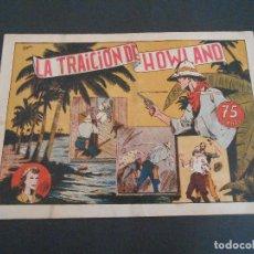 BDs: LA TRAICIÓN DE HOWLAND. EDITORIAL HISPANO AMERICANA. Nº2. Lote 204596687