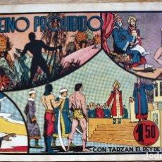 Tebeos: TARZAN. EL REINO PROHIBIDO - ORIGINAL. Lote 204680188